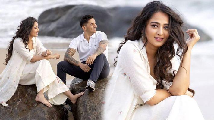 Baahubali actor Anushka Shetty looks like a dream in her new makeover