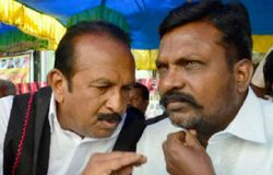 mdmk and vck out from dmk