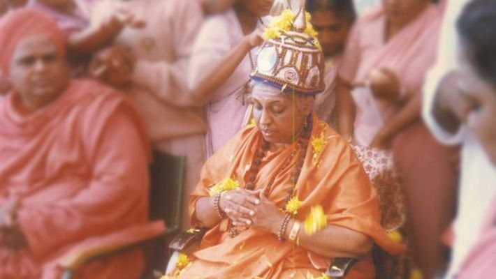 Mate Mahadevi, Lingayat leader who spearheaded campaign for separate Lingayat religion no more