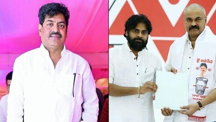 After Nagababu joins Jana Sena, Sivaji Raja aligns with YS Jagan Mohan Reddy's YSRCP