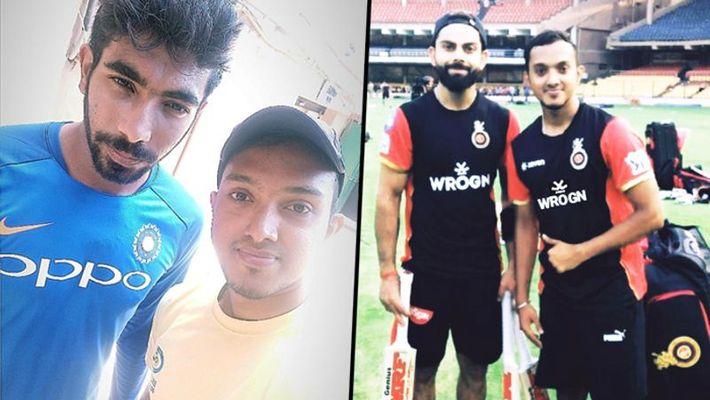 IPL 2019 Karnataka Jasprit Bumrah bowls Virat Kohli RCB nets