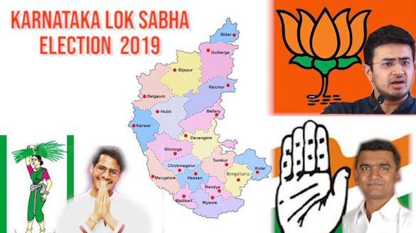 Live updates: 14 Lok Sabha constituencies in Karnataka goes to polls