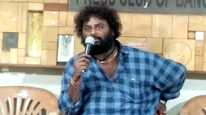 Huccha Venkat to turn TV anchor, reporter in next venture