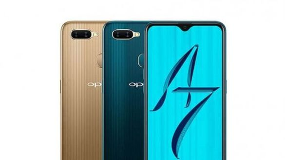 Oppo A7 Price Cut in India for Both 3GB 4GB RAM Variants