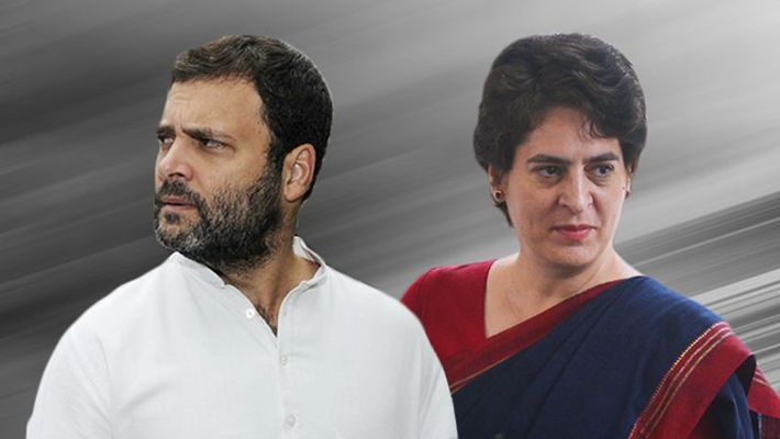 Everyone Knows Rahul Gandhi Was Born and Raised in India, Says Priyanka Gandhi on Congress President British Citizenship row