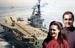 Close bureaucrats disclosed truth of Rajiv Gandhi visit on INS virat