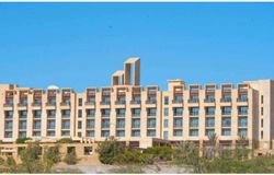 pearl Continent Hotel in the Gwadar Port