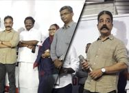 Kamal Press Meet Video..