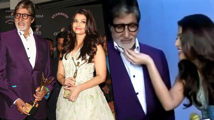 Throwback moment Was Aishwarya Rai drunk, embarrassing father-in-law Amitabh Bachchan