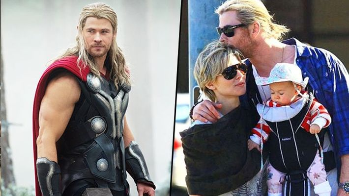 Here's why Avengers star Chris Hemsworth named his daughter India