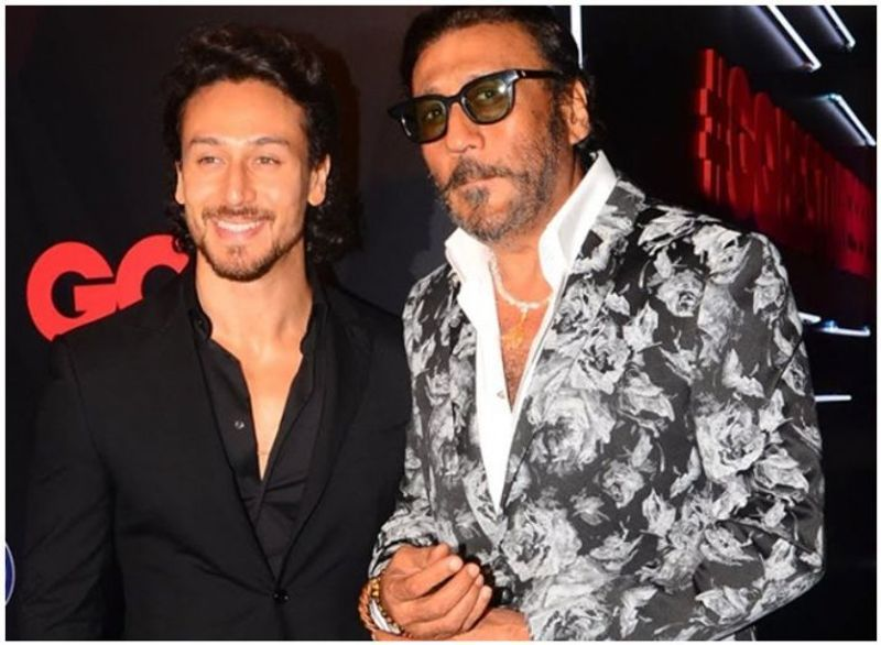 Tiger Shroff is undoubtedly one of the most good-looking actors of the current lot in Bollywood. All thanks to his father Jackie Shroff who was known for his physique and style in the late 80s and early 90s.