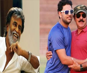 Yuvraj Singh's father to play  character in Rajnikanth's 'Darbar'