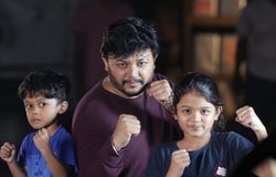 Sandalwood actor Golden Star Ganesh turns 40 today