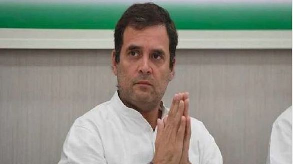 advisors acknowledged that Indian economy in deep truble, says rahul gandhi