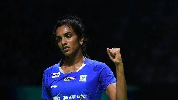 P V sindhu meets Yamaguchi in Indonesia Open final