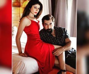Pooja Batra And nawab Shah romantic photos viral