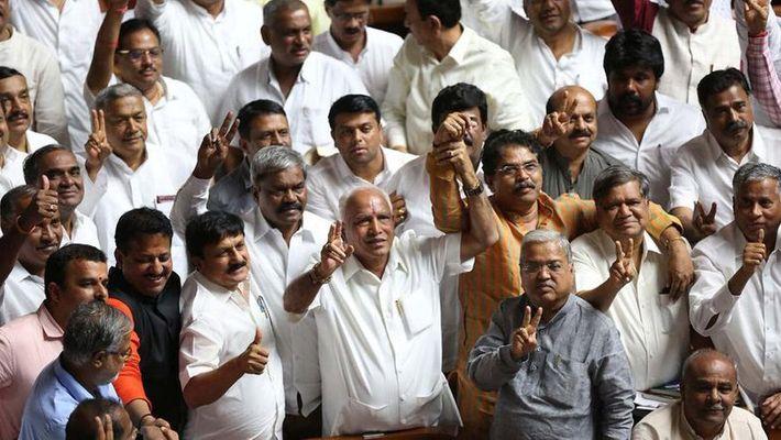 Im Not Unhappy over Karnataka Cabinet Expansion Says CP Yogeshwar