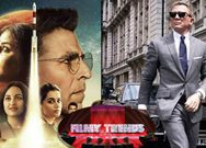 Filmy Trends: From Bond 25's latest updates to Mission Mangal entering Rs 100 Cr club