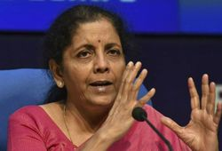 Finance minister Nirmala Sitharaman hints at cheaper home, vehicle loans and consumption goods