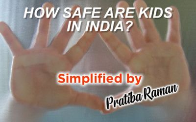 Kids safety in India banner