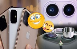 iPhone11 meme  banner
