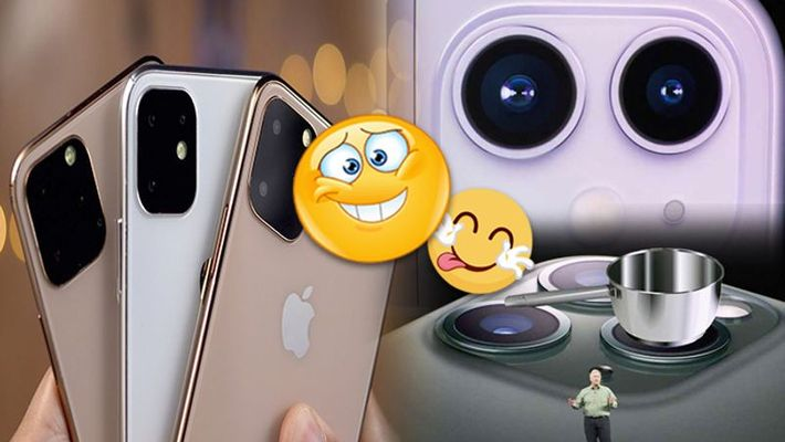 iPhone11 launched: When you can't buy the Apple phone but you can afford a laugh