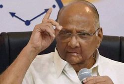 Only Pulwama attack-like incident can change people's mood in Maharashtra: Sharad Pawar