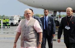 No permission to modi flight