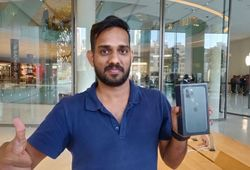 Kerala expat gets first iPhone 11 Pro Max in Dubai