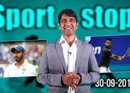 Sportstop weekly review show From Jasprit Bumrah absence to Sumit Nagal big achievement
