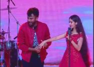 kannada rapper chandan shetty and niveditha gowda gets engaged Mysuru Dasara