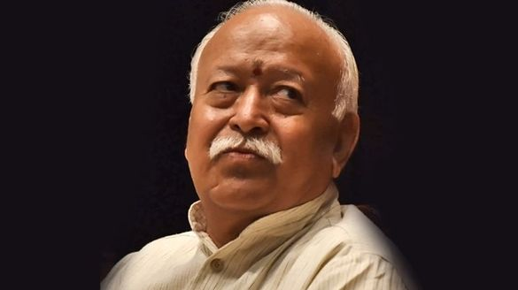 Mohan Bhagwat says bjp and rss should join in Maharashtra