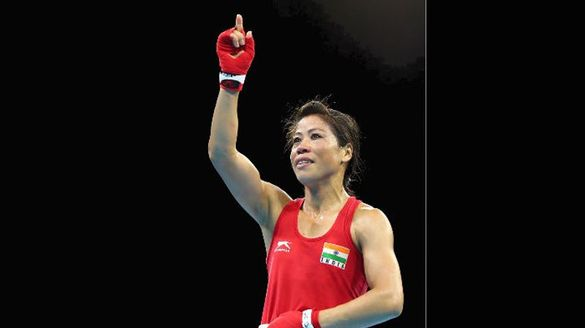 Indian Boxer Mary Kom bows out of World Championships with historic 8th medal