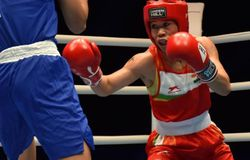 Mary Kom, World Women's Boxing, Boxing Championship, Bronze Medal, Turkey's Busanage Kakiroglu