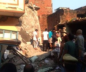 Uttar Pradesh Death toll rises to 12 in cylinder blast building collapse incident