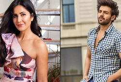 What's cooking between Kartik Aaryan, Katrina Kaif? Read details here