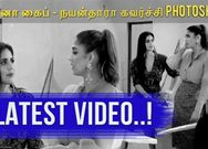 Bollywood Actress Katrinakaif and Nayanthara Combined Latest Glamour Photo-shoot  Video