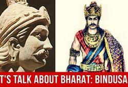 Let's Talk About Bharat: Bindusara Maurya