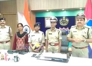 17 year old girl's wish of becoming Commissioner of Police Rachakonda for a day fulfilled