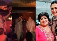ranveer singh dance in wife deepika padukones friends wedding