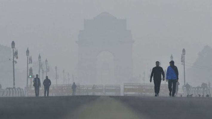 Air Pollution Killed Five Lakh People in India Says Report