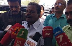 vijayakanth party is no use told minister Baskaran
