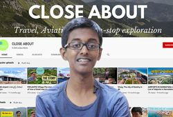 Children's Day: 15-year-old teen makes wonders with his 'Close About' YouTube Channel