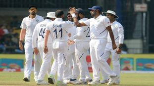 Indore test: India records a massive win against Bangladesh, takes 1-0 lead