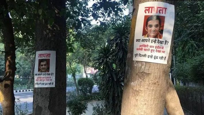 Missing Gautam Gambhir posters spotted in Delhi after MP skips pollution meet