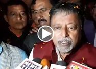 Mukul Roy claims that Prshant Kishore is now the party chief of TMC