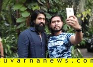 Suvarna News Helps Fan From Philippines To Meet Rocking Star Yash