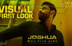 gowtham menon Jousua first look