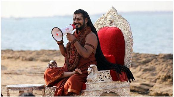 Nithyananda Declares His Own Hindu Nation Kailaasa