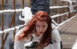 Black Widow is a Fantasy/Adventure film directed by Cate Shortland. Marvel's most awaited film featuring Scarlett Johansson as Natasha Romanoff, known by her alter ego Black Widow, arrives next spring. It will see the spy-turned-Avenger head to Russia to confront her past and face off against assassin Yelena Belova.